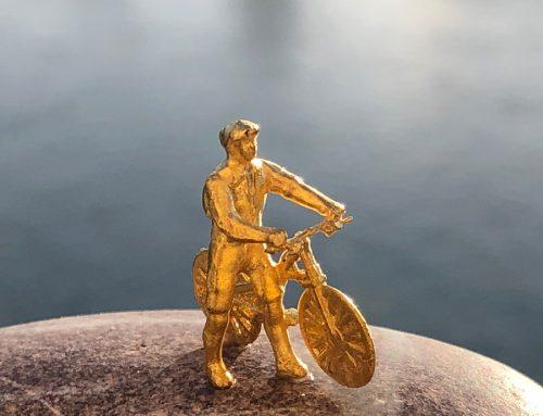 Radfahrer   Beispiel